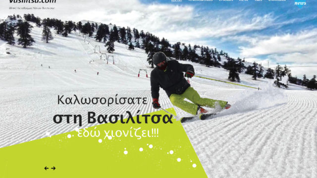 vasilitsa.com website
