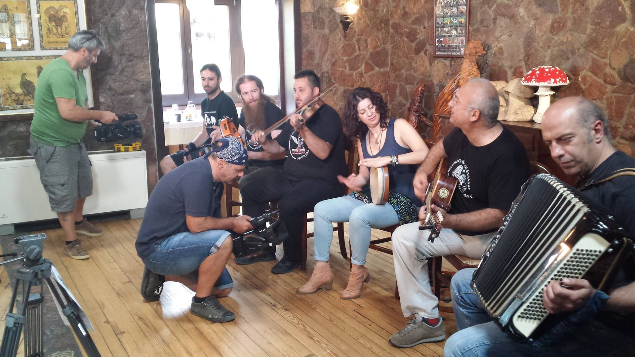 manitarock band live