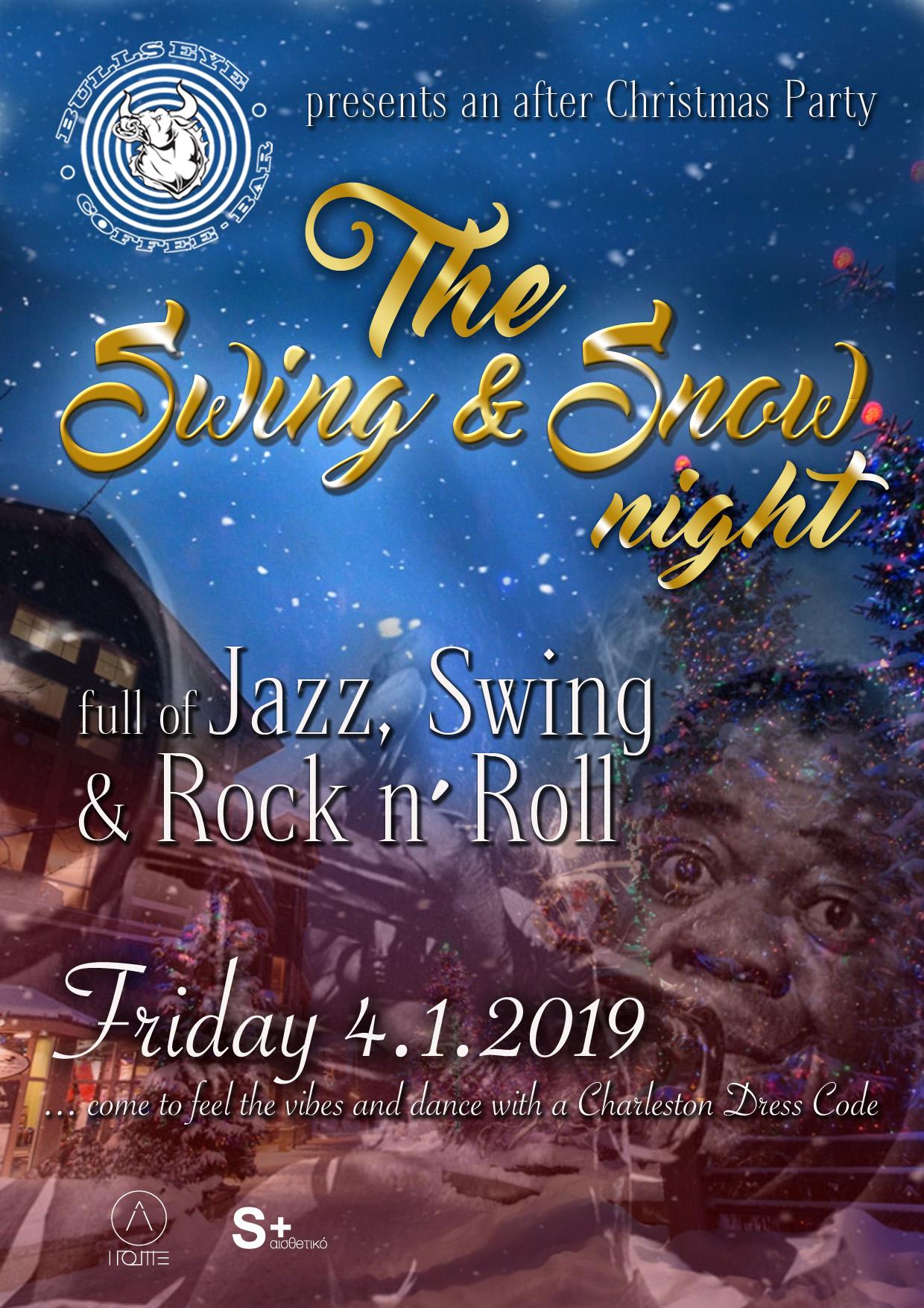 the swing & snow night